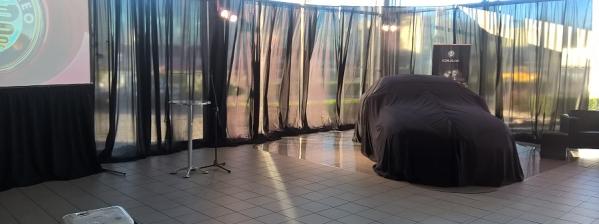 Alfa Romeo Giulia Launch