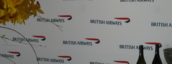 British Airways Heston Blumenthal Media Event