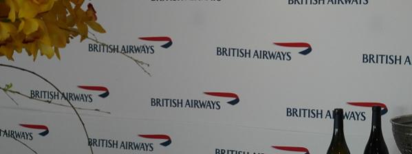 British Airways Heston Blumenthal Media Event
