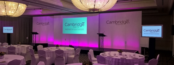 Cambridge Weigh Plan Conference