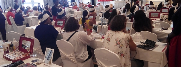 Elizabeth Arden Demonstration