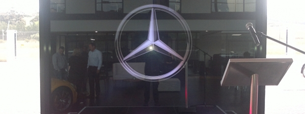 Mercedes-Benz Launch