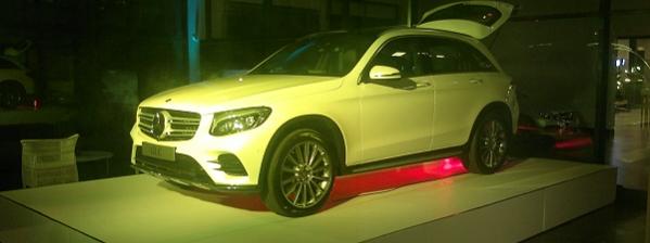 Mercedes-Benz Launch