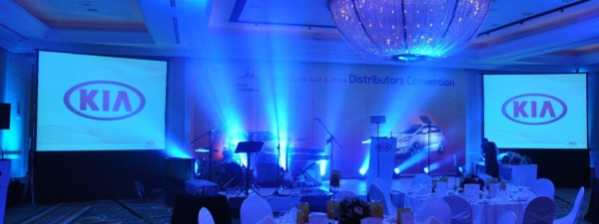 Kia Motors Welcome Dinner and Awards Ceremony