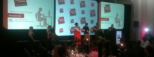 Brandhouse Responsible Drinking Media Awards