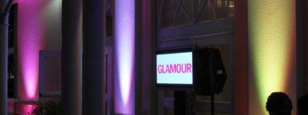 Glamour Magazine Oscars Screening