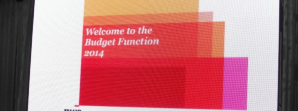 PWC Budget function