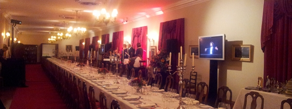 SAGIC Awards setup