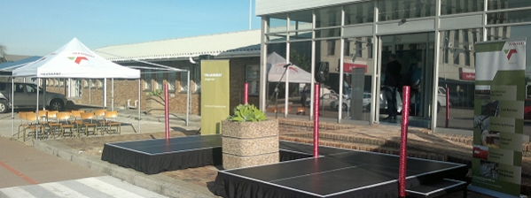 Transnet Wellness Centre Opening