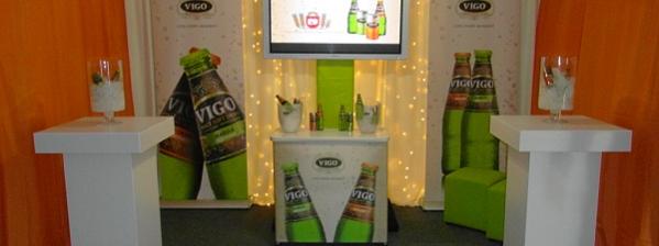 Vigo Exhibition Stand