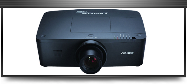 Christie LX605 Data Projector