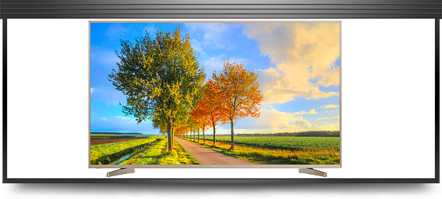 HiSense 75 inch LED Smart TV