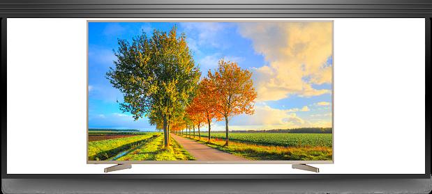 HiSense 75 inch LED Smart TV