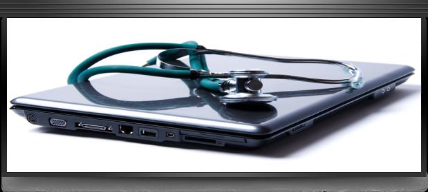Presentation laptop
