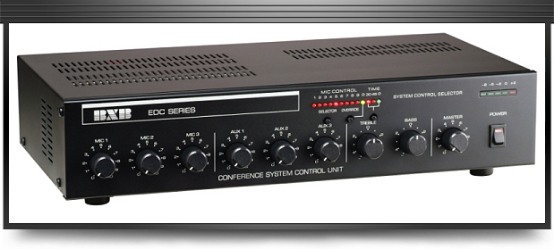 BXB Conference Microphone System Control Unit