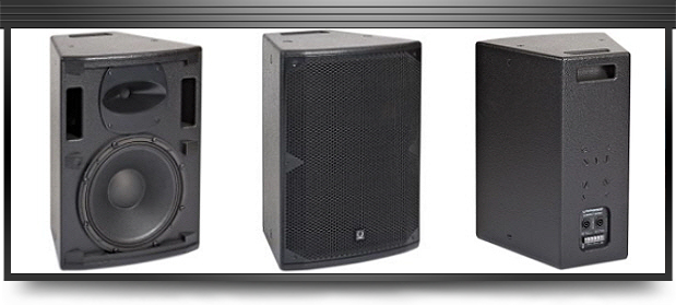 Turbosound TCX-12 Speakers
