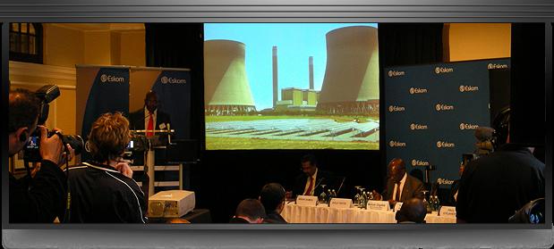 Eskom Press Conference