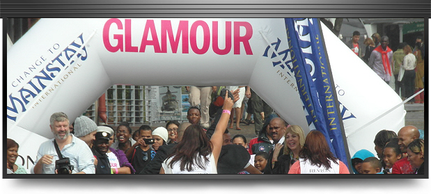 The Glamour Stiletto Run in association with Mainstay