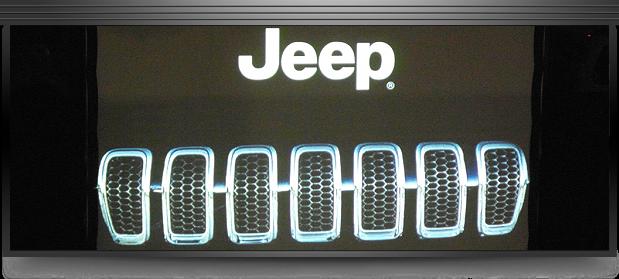 Jeep Cherokee Launch