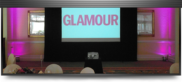 Glamour Magazine Oscars Screening