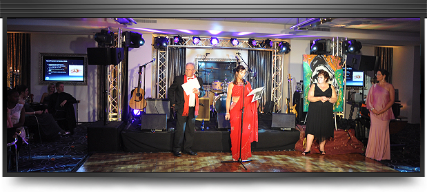 Gala Dinner and Corporate Entertainment