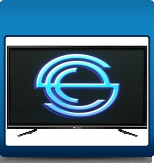 "50"" LCD on desktop stand (127cm)"