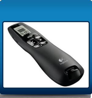 Logitech presentation clicker