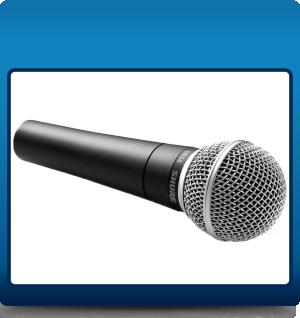Cord microphones