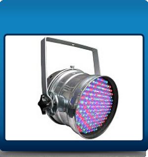 Longman LED Par