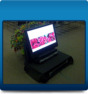 Plasma as reference monitor